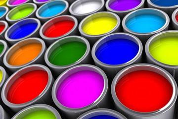 ...видов краски, что глаза разбегаются.  Чем...  Покупаем краску.